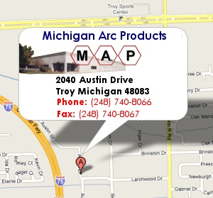 Michigan Arc Products Location